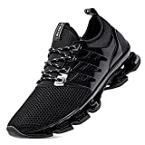 Black Springblade Jogging Shoes for Mens Mesh Breathable - Best Reviews Guide