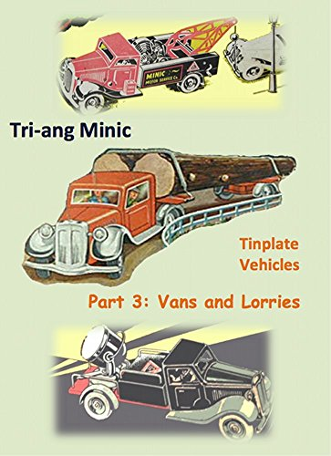 antique tin toy vehicles