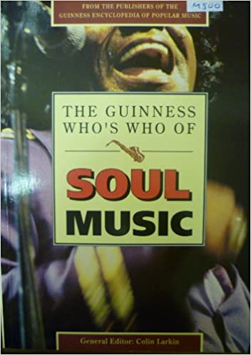 Book The Guinness Who's Who of Soul (The Guinness who's who of popular music series)