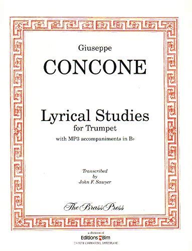(Lyrical Studies for Trumpet or)