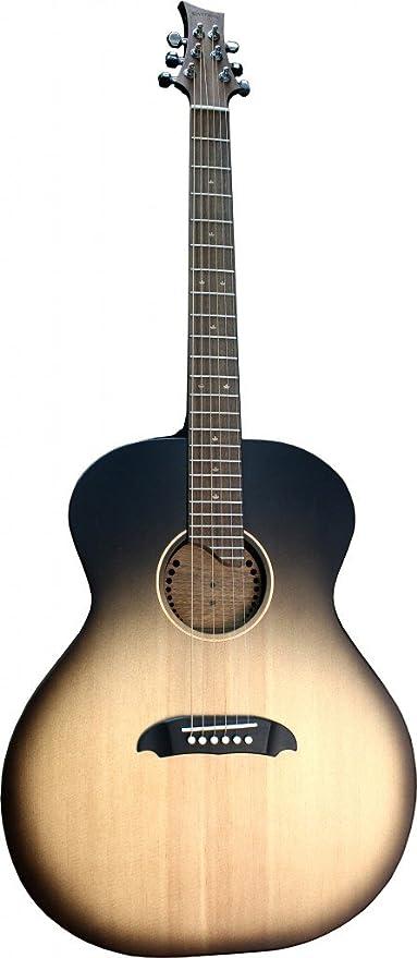Riversong Guitars SOULSTICE DL HB Guitarra acústica eléctrica
