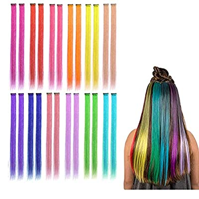 Kyerivs colored hair extension