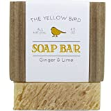 Ginger Lime Soap Bar. Gentle Aloe Vera Soap - Best Reviews Guide