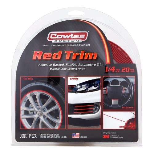 Red Trim - 6