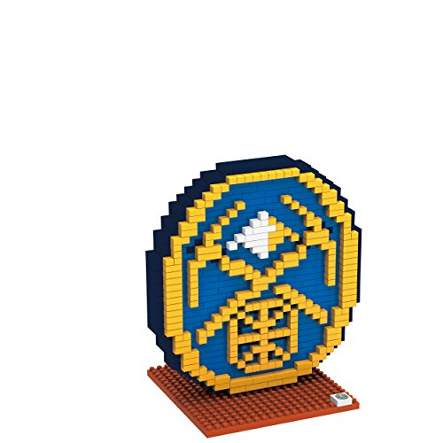 (Denver Nuggets 3D Brxlz - Logo)