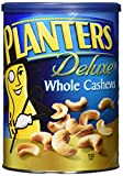 Planters Deluxe Whole Cashew, 18.25 Ounce -- 12 per case.