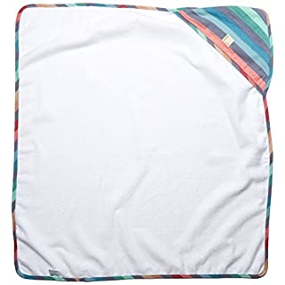 Cozy Coop Striped Hooded Towel Set