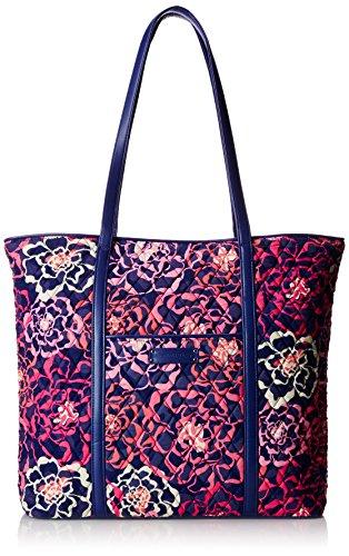 Vera Bradley Trimmed Vera 2 Shoulder Bag - Katalina Pink/...