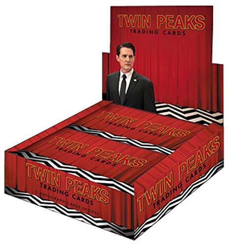 Twin Peaks Trading Cards Box [24 Packs - Factory Sealed] -