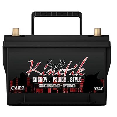 Kinetik 1800 Watt 12V Battery Cell
