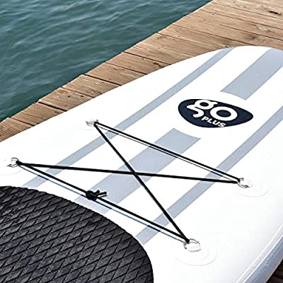 MD Group 11' Inflatable Stand Up Paddle Board SUP