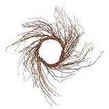 Better Crafts GRAPEVINE WREATH BIRCH TWIG SPIRAL 14IN (6 pack) (02814-760)