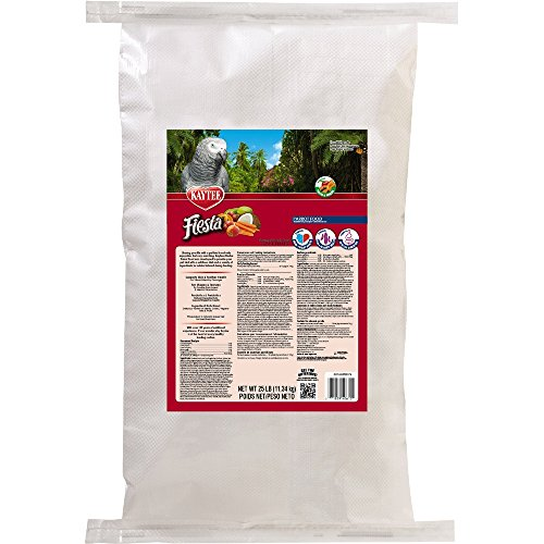 Kaytee Fiesta Bird Food for Parrots