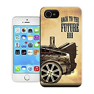 Unique Phone Case Famous artwork Back to the future III Hard Cover for 4.7 inches iPhone 6 cases-buythecase