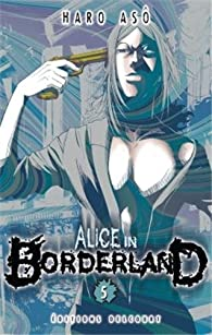 Alice in Borderland, tome 5 par Haro Asô
