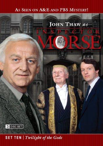 Inspector Morse Set Ten: Twiligh...