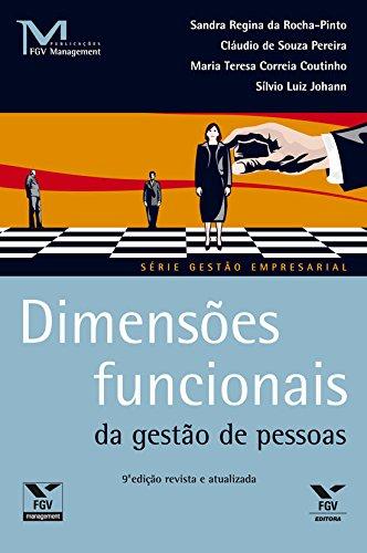 Dimensões funcionais da gestão de pessoas (FGV Management)