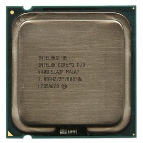 Intel Core 2 Duo E4400 2.0GHz 2MB CPU Processor LGA775 SLA3F SLA5F SLA98