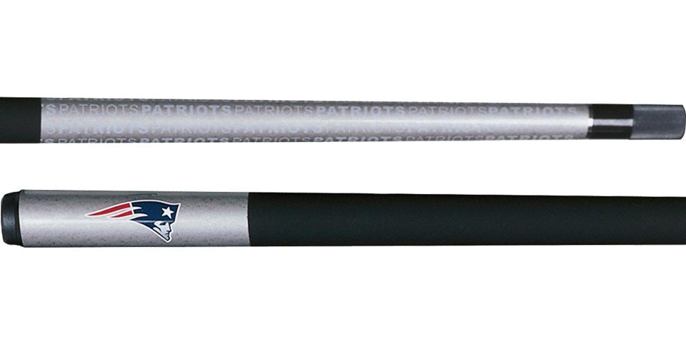 Officially Licensed New England Patriots Billiard Cue Stick