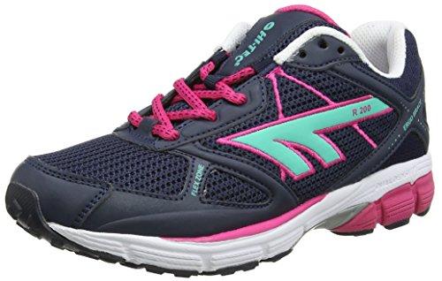 R200 Aqua Hot Fitnessschuhe Tec Blau Pink Outdoor Hi 032 Navy Damen H4FqgE