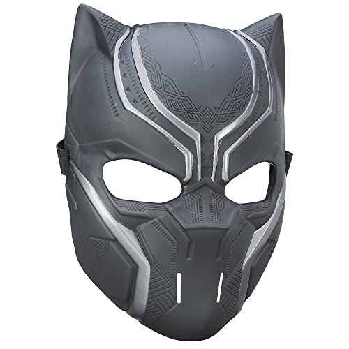Marvel Captain America: Civil War Black Panther Mask (Black Panther Mask Marvel compare prices)
