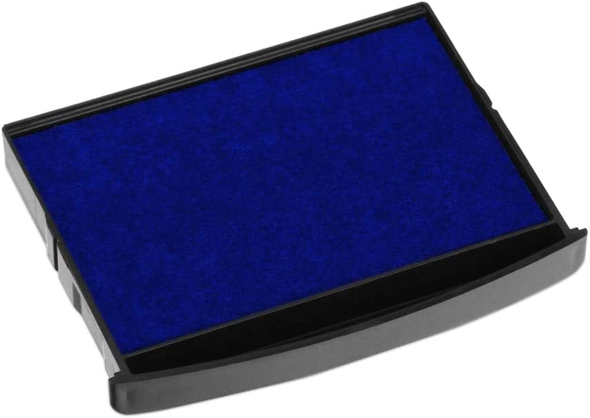 Colop E//2600 Tampon de rechange Bleu
