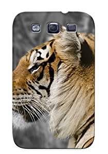 High Quality Exultantor Animal Tiger Skin Case Cover Specially Designed For Galaxy - S3