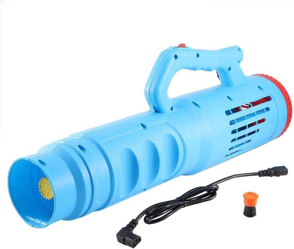 Ymiko Pulverizador eléctrico de Alta presión Máquina de Niebla agrícola de Largo Alcance Herramientas de jardinería de atomización de Niebla para huertos Tierras agrícolas