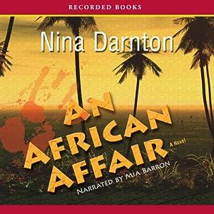 An African Affair Audiobook