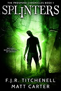 Splinters by F.J.R. Titchenell ebook deal