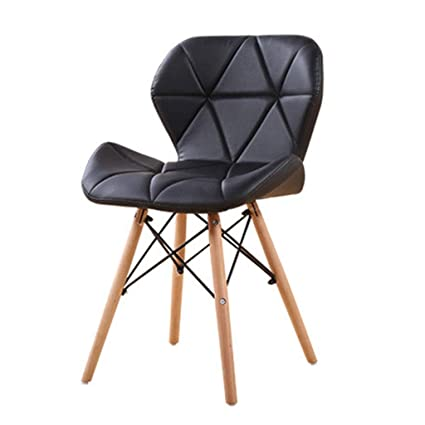 Surprising Amazon Com Lhhl Dining Chair Modern Leisure Chair Pu Gmtry Best Dining Table And Chair Ideas Images Gmtryco