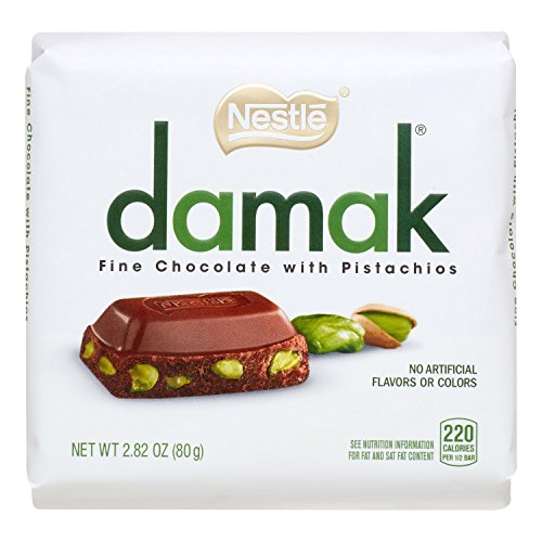 Nestle Damak Turkish Chocolate Pistachios product image