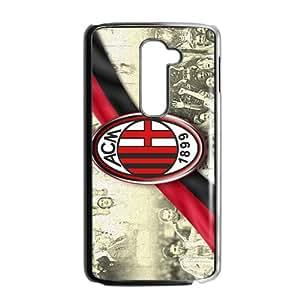 ac milan Phone Case for LG G2 Case