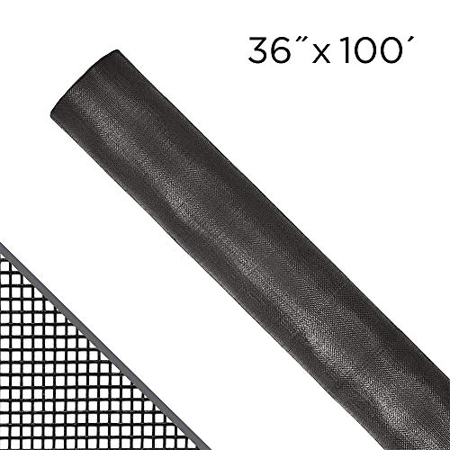 "ADFORS Standard Window Screen, 36 "" x 100"