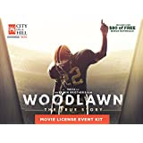 Woodlawn Movie License Event Kit - Standard Size 100-1000 people