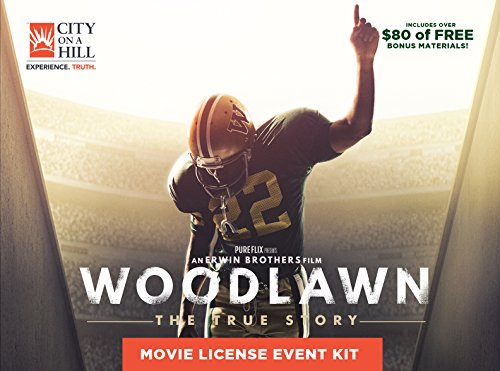 Woodlawn Movie License Event Kit - Large Size 1000+ people by Universal