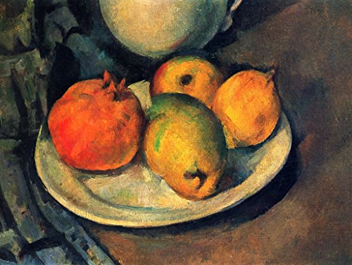 Lais Jigsaw Paul Cézanne - Still Life with Pomegranate and Pears 500 Pieces
