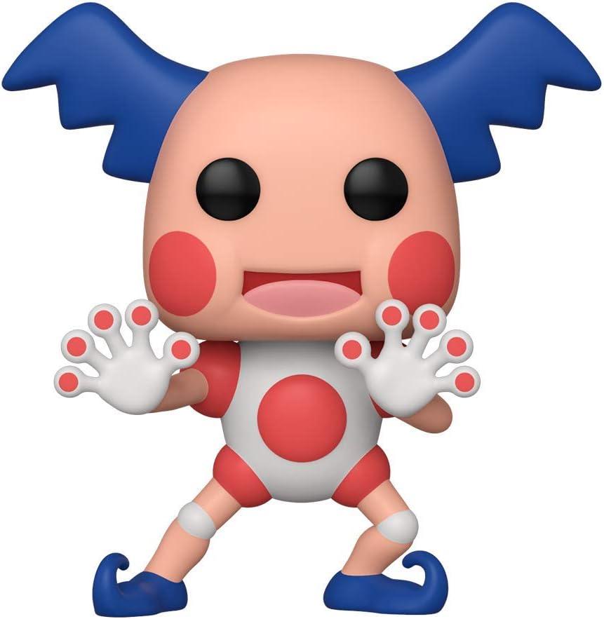 Funko Pop Mime Mr Games: Pokemon