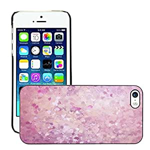 Hot Style Cell Phone PC Hard Case Cover // M00150949 Texture Background Abstract Impasto // Apple iPhone 5 5S 5G