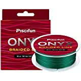Piscifun Braided Fishing Line 6lb-150lb Superline Abrasion Resistant Braided Lines Super Strong High Performance PE Fishing Lines