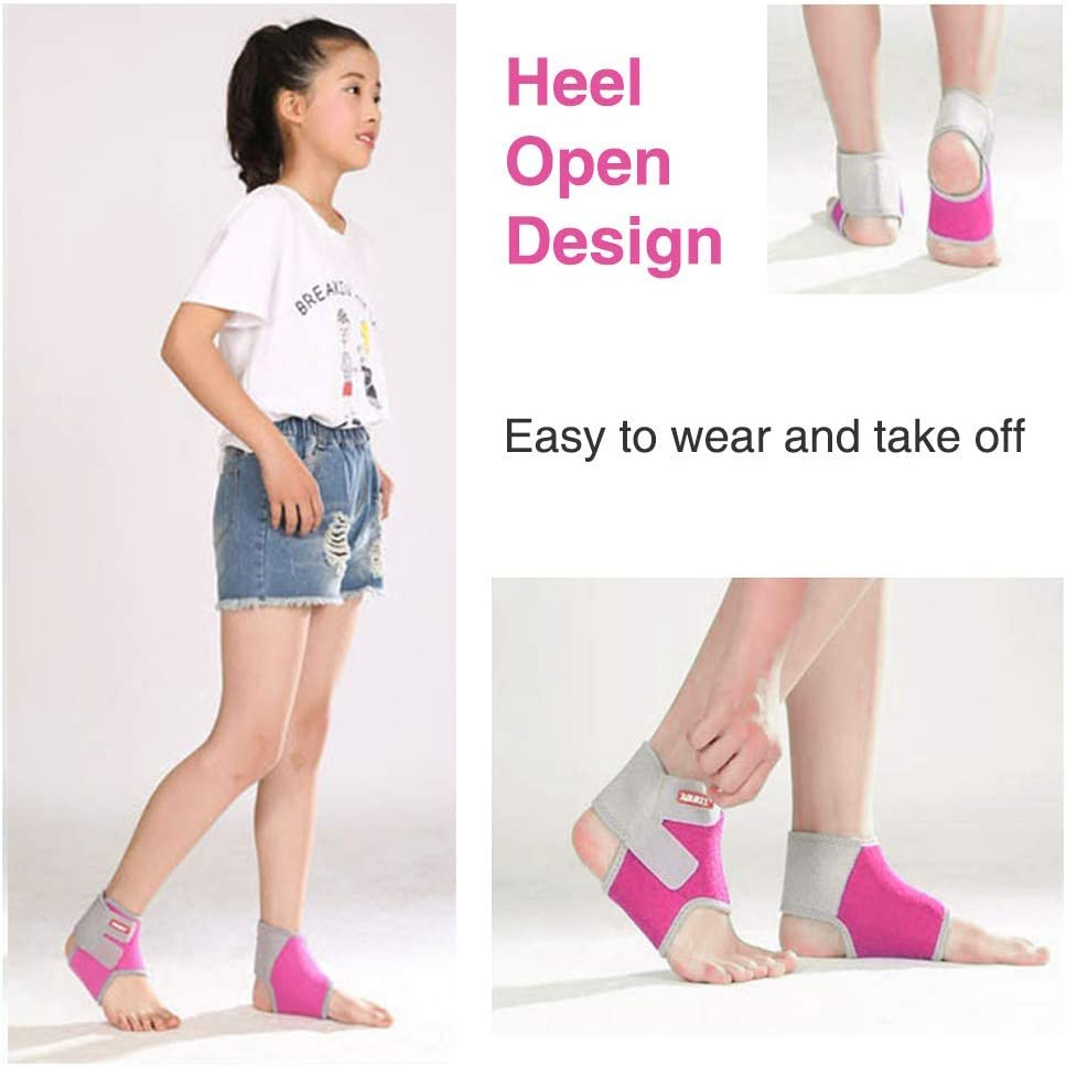 Kids Ankle Support Sport Breathable Ankle Brace Protector basketball sports