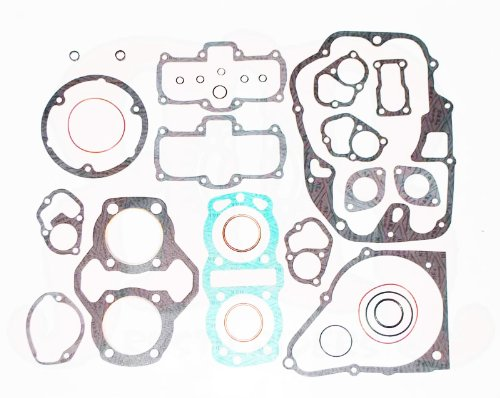 New Engine Gasket Kit Honda CB350 F CB 350 Four by Rusty Riders
