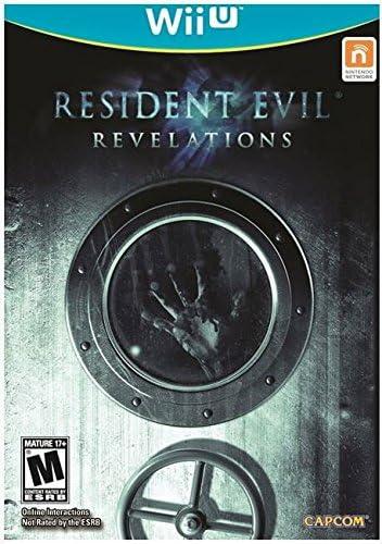 Amazon.com: Resident Evil: Revelations - Nintendo Wii U ...