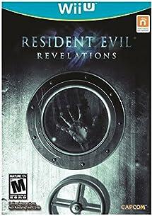 Resident Evil: Revelations - Nintendo Wii U     - Amazon com