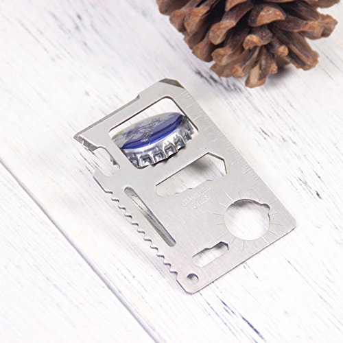 Jd Million Shop 11 In 1 Multi Purpose Function Credit Card Bottle Opener Kitchen Gadgets