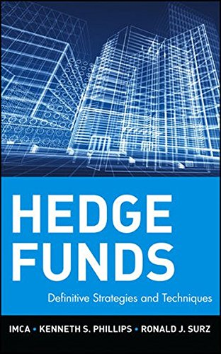 Hedge Funds: Definitive Strategies and Techniques by Imca