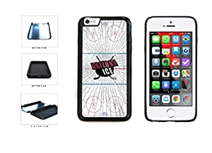 Arizona Ice Dual Layer Phone Case Back Cover Apple iPhone 6 (4.7 inches screen) comes with Security Tag and MyPhone Designs(TM) Cleaning Cloth