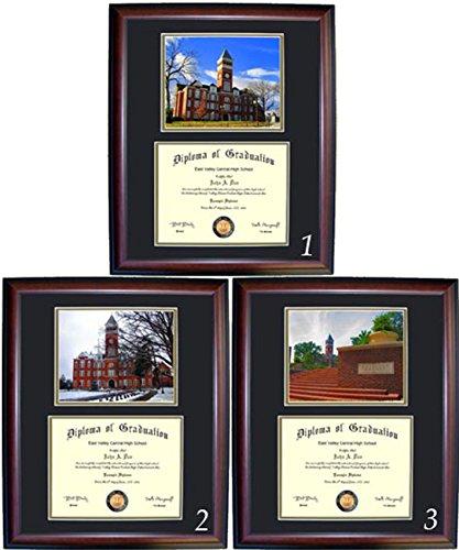 clemson diploma frame - 7