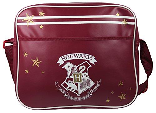Harry Potter Messenger Bag Hogwarts Crossover Bags Gryffindor School...