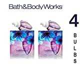 Bath and Body Works Wallflowers 4 Bulbs Refills MOONLIGHT PATH